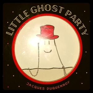 Other - Little Ghost Party Book